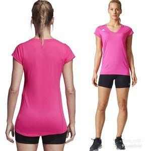 Adidas Women's Volleyball Hi-Lo Cap Sleeve…